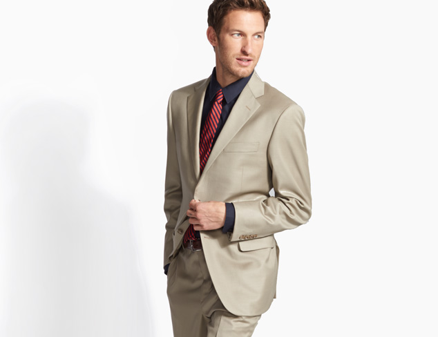 Hickey Freeman Suiting & Sportcoats at MYHABIT