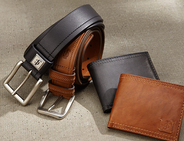 J.Campbell Los Angeles Belts & Wallets at MYHABIT