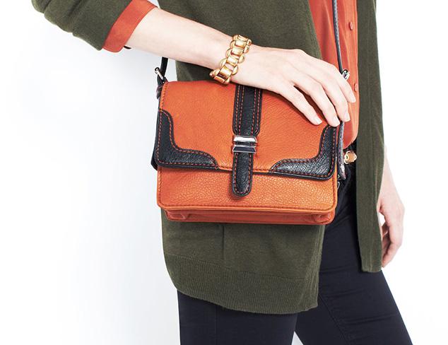 Shades of Autumn Handbags at MYHABIT