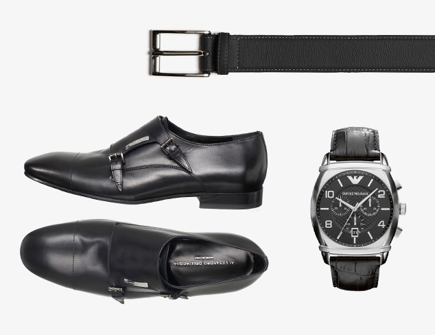 Shoes & Accessories by Color Black at MYHABIT