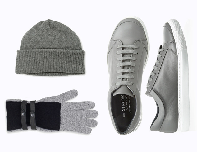 Shoes & Accessories by Color Grey at MYHABIT