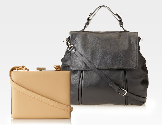 Simple Statement Bags at MYHABIT