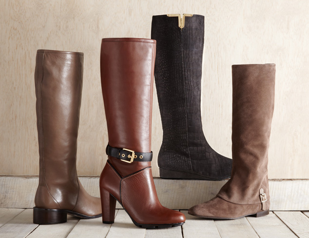 Sophisticated Chic Fall Footwear at MYHABIT