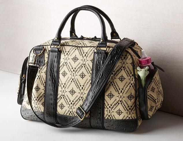 amykathryn Women's Dandelion Duffel Bag