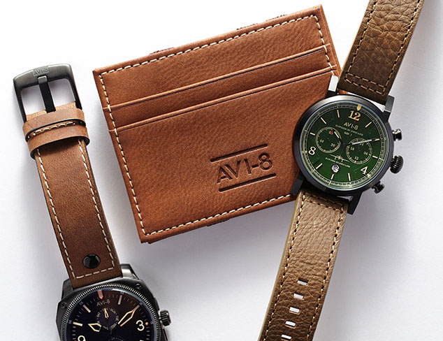 AVI-8 Watches at MYHABIT