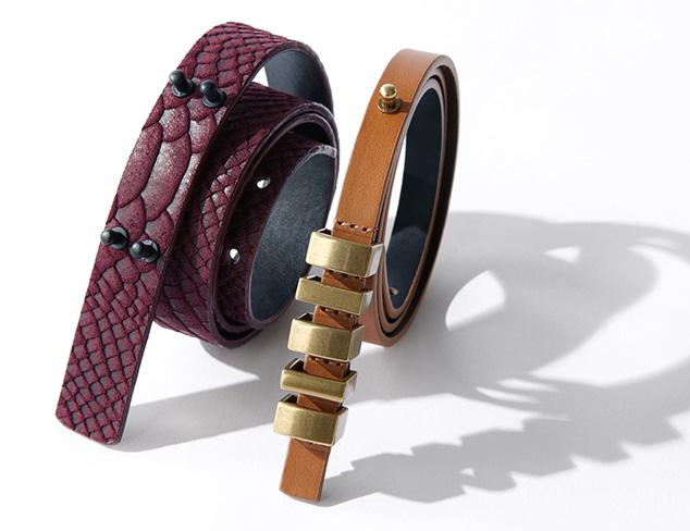Belts by Nanette Lepore at MYHABIT