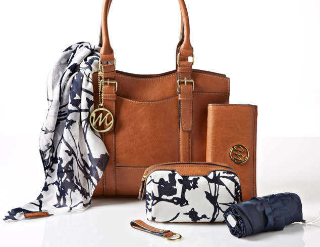 Emilie M Handbags at MYHABIT