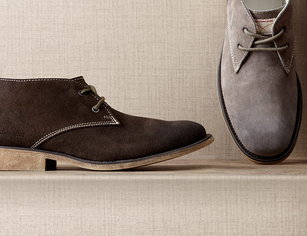 Fall Essential The Suede Boot at MYHABIT