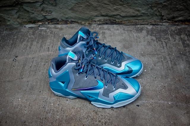 Nike Lebron XI - Gamma Blue_3