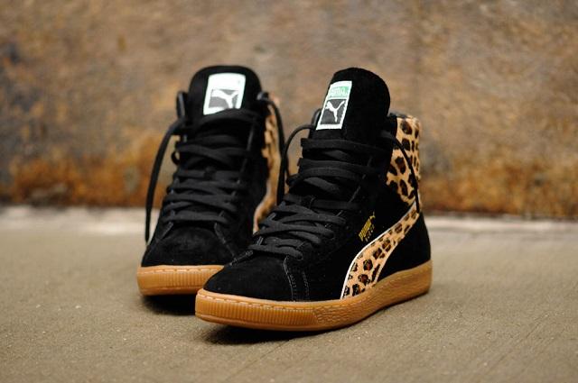 Puma Japan Suede Mid Osaka Zoo Leopard_2