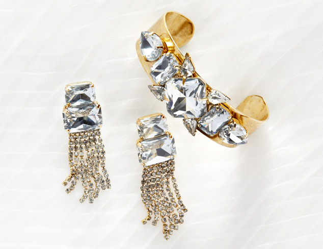 Sparkle & Shine Noir Jewelry at MYHABIT