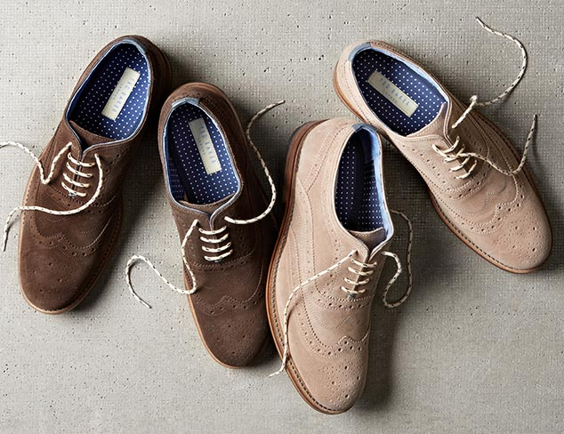 Ted Baker Footwear at MYHABIT