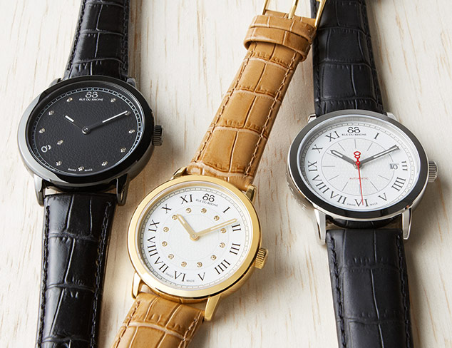 Timeless Classics Watches at MYHABIT