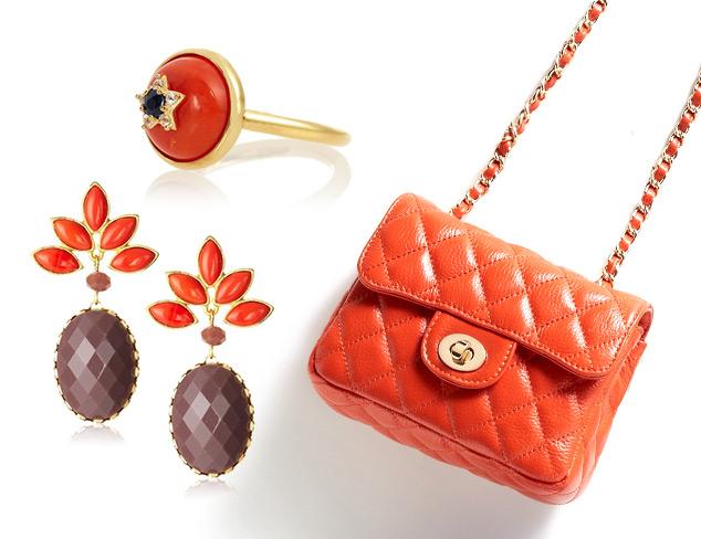Very Vibrant Bags & Jewelry at MYHABIT