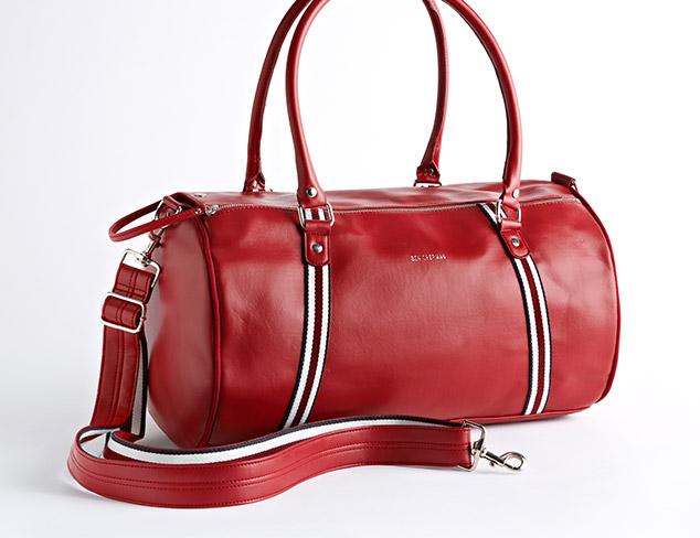 Ben Sherman Men's Iconic Barrel Bag