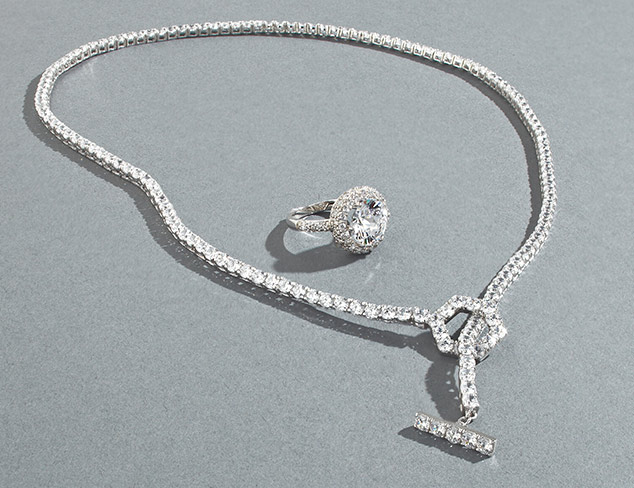 CZ Encrusted Jewelry at MYHABIT