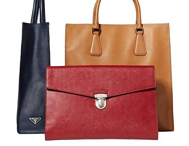 Travel in Style Prada Accessories at MYHABIT