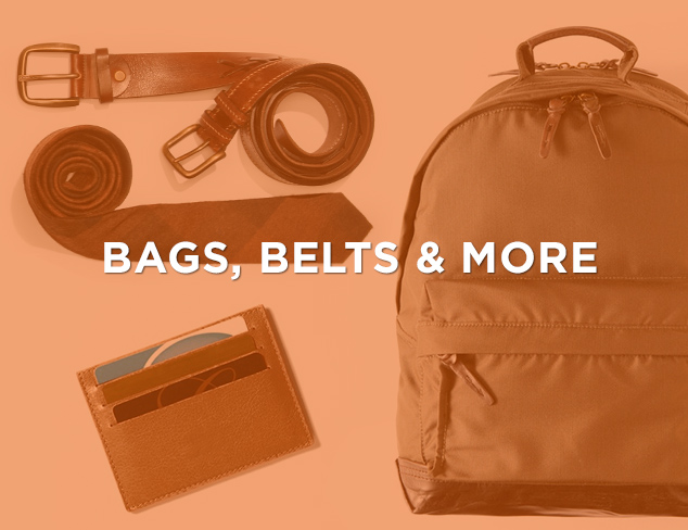 Up to 80 Off Bags, Belts & More at MYHABIT