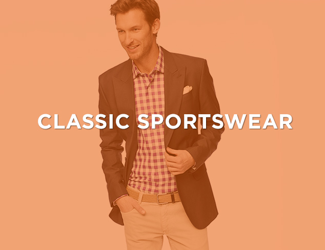 Up to 80 Off Classic Sportswear at MYHABIT