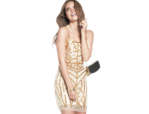 Up to 80 Off Sequined Dresses at MYHABIT