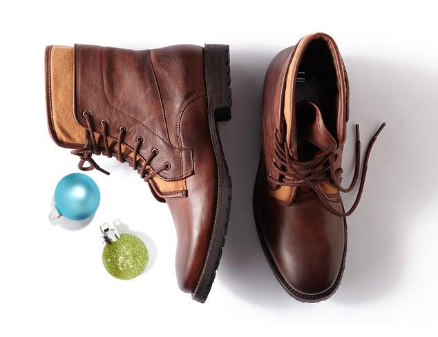 Winter Warmth Boots at MYHABIT