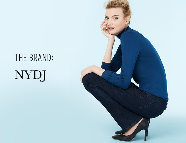 Denim Guide NYDJ at MYHABIT