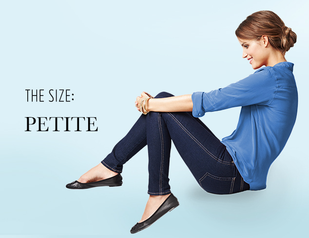 Denim Guide Petite Sizes at MYHABIT