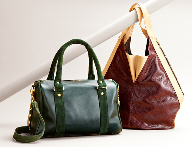 JJ Winters Handbags at MYHABIT