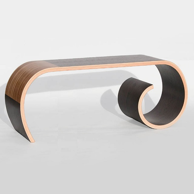 Kino Guerin Long Toboggan Coffee Table