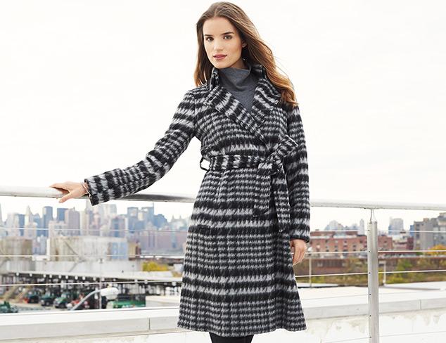 Luxurious Warmth Coats & Jackets at MYHABIT