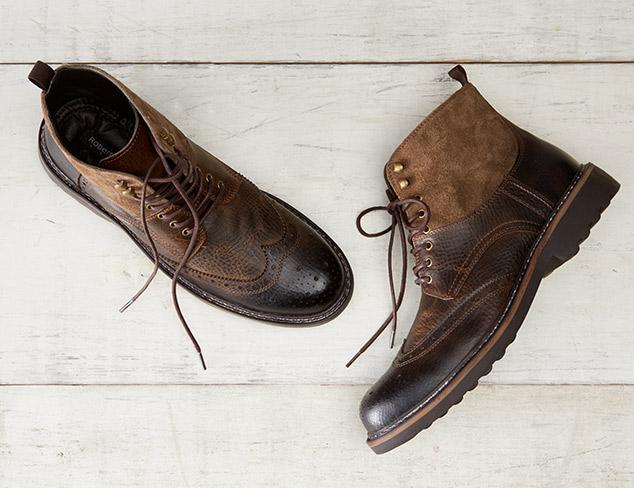 Robert Wayne Men's Lino Boot