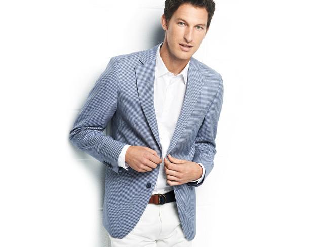 Simon Spurr Tailoring at MYHABIT
