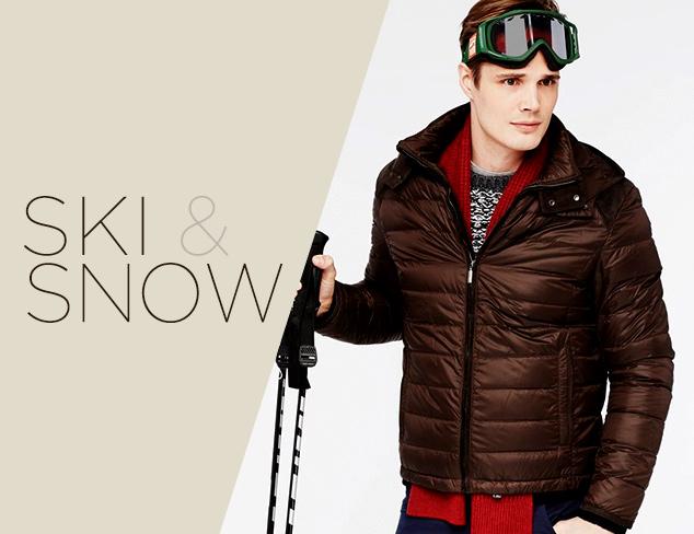 Ski & Snow Post-Slope Style at MYHABIT