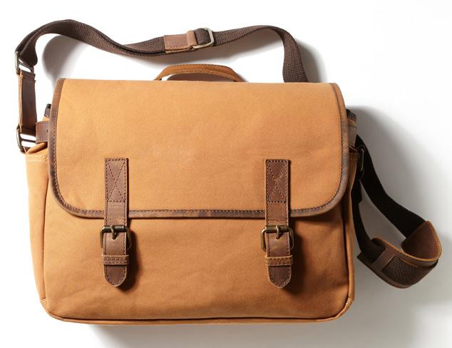 United By Blue Putnam Messenger Bag
