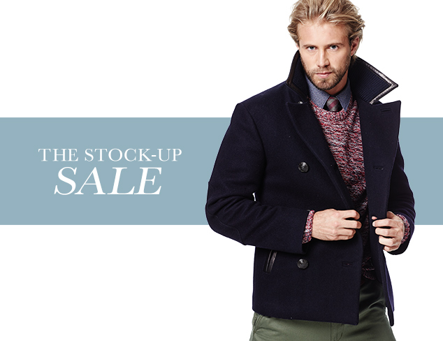 Up to 80 Off Designer Outerwear at MYHABIT