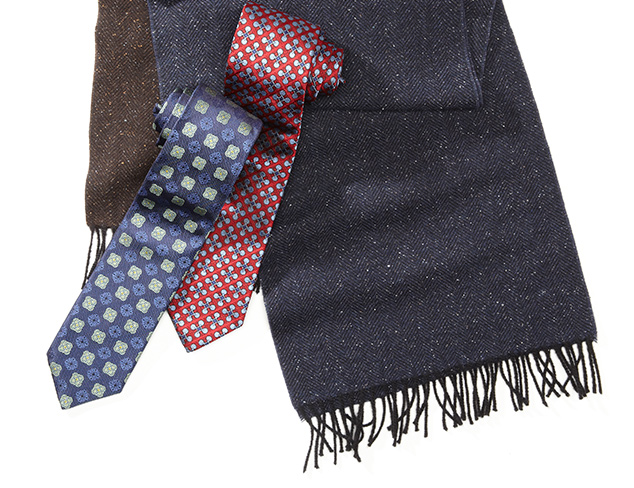 Up to 80 Off Ties & Scarves at MYHABIT