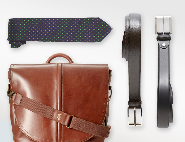 Work Ready Bags, Belts & More at MYHABIT