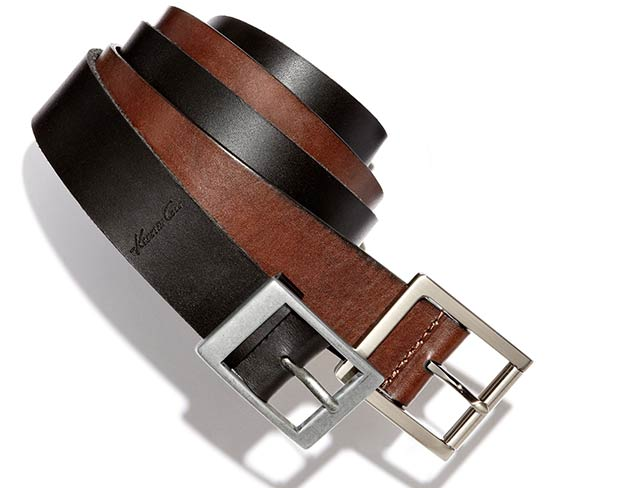 Belts feat. Kenneth Cole at MYHABIT