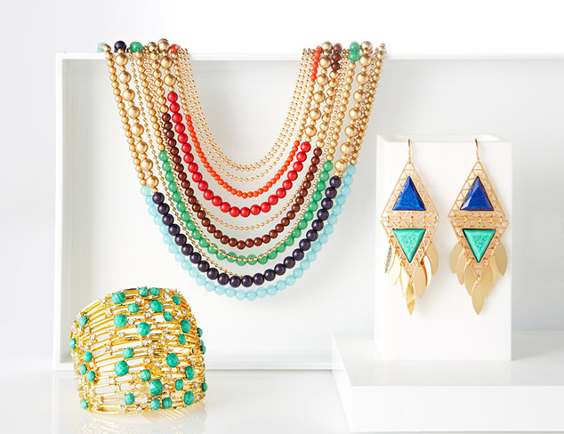 Color Crush Amrita Singh Jewelry at MYHABIT