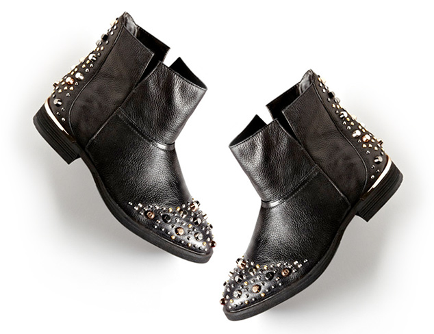 On the Edge Shoes with Attitude at MYHABIT
