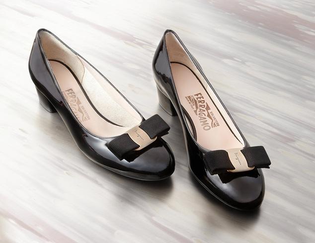 Salvatore Ferragamo Shoes at MYHABIT