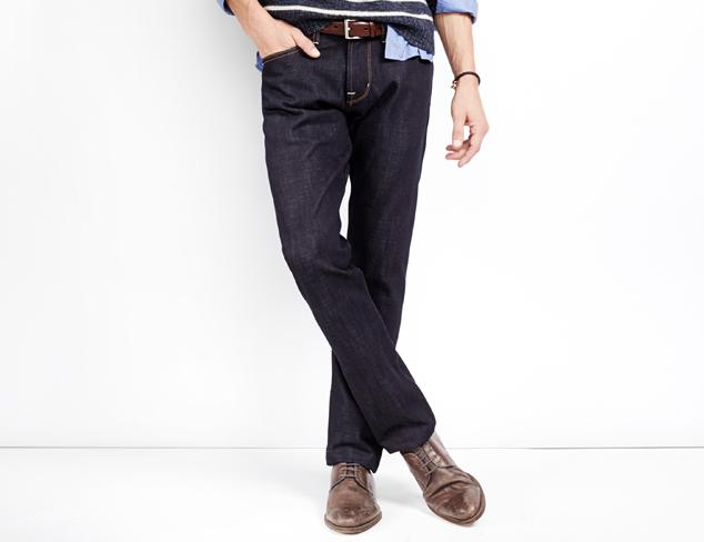 Shop Your Fit Straight Leg Jeans at MYHABIT