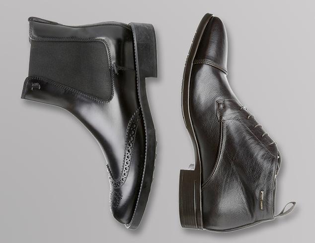 The Modern Man Sleek Boots at MYHABIT
