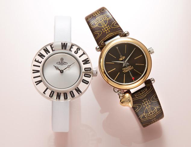 Vivienne Westwood Watches at MYHABIT