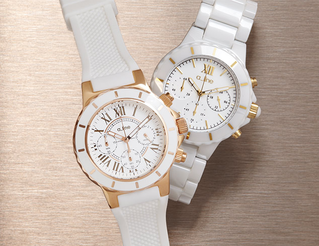 Winter White Watches at MYHABIT