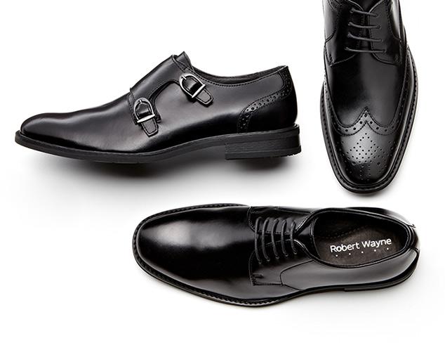 Basic Black Dress Shoes at MYHABIT