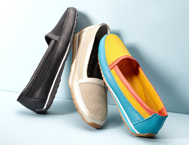 Casual Comfort Boat Shoes & Beyond at MYHABIT