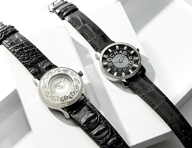 Designer Watches feat. Rochas Paris at MYHABIT