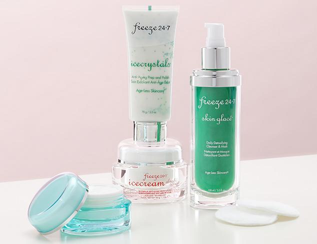 Freeze 24-7 Skincare at MYHABIT