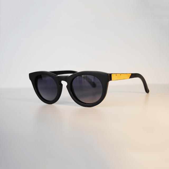 Gufo Owl 6 Black Limited Edition Sunglasses